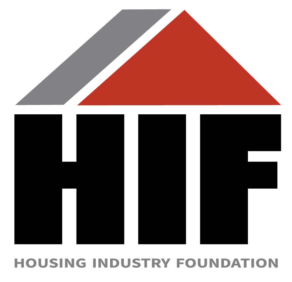 logo for housing industry foundation